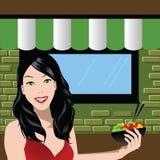 Alimento Stock de ilustración