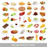 Alimento ilustración del vector