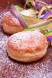 alimento alemão fritado do partido Imagem de Stock