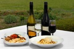 Alimento & vinho Imagens de Stock Royalty Free