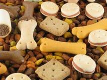 Alimento animale Immagini Stock