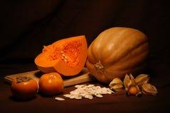 Alimento arancione Fotografia Stock Libera da Diritti