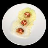 Alimento asiático imagen de archivo libre de regalías