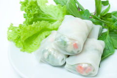 Alimento asiático. fotografia de stock royalty free