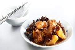 Alimento asiático imagem de stock royalty free