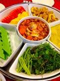 Alimento asiático Imagem de Stock