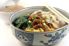 Alimento asiático Imagens de Stock