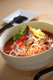 Alimento asiatico Fotografie Stock Libere da Diritti