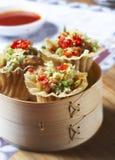 Alimento asiatico Fotografie Stock