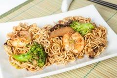 Alimento asiatico Immagine Stock