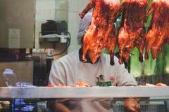 Alimento asiatico dal ristorante cinese Fotografia Stock Libera da Diritti