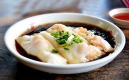 Alimento asiatico di stile Fotografia Stock