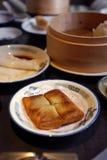 Alimento asiatico: Somma fioca Immagini Stock