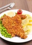 Alimento austriaco immagini stock