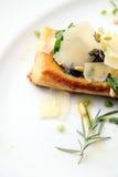 Alimento aux. fino de Tarte imágenes de archivo libres de regalías