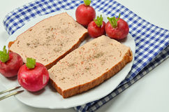 Alimento bávaro Fotos de Stock