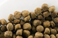 Alimento bio- per il cane fotografie stock