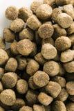 Alimento bio- per il cane fotografia stock libera da diritti