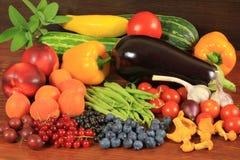 Alimento biológico Fotos de archivo