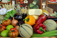 Alimento biológico Fotos de Stock