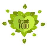 Alimento biológico Imagem de Stock