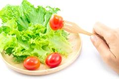 Alimento biologico Fotografie Stock Libere da Diritti