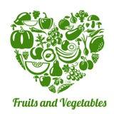 Alimento biologico Immagine Stock Libera da Diritti