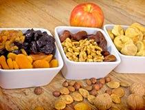 Alimento biologico sano Immagini Stock