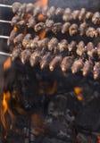 Alimento brasileiro tradicional de Churrasco de Curaçau imagens de stock royalty free