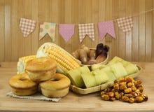 Alimento brasiliano fotografia stock