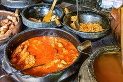 Alimento brasiliano tradizionale fuori dal rgion fuori da Minas Gerais Fotografia Stock Libera da Diritti