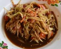 Alimento caldo e piccante Fotografie Stock