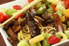 Alimento chinês Fotografia de Stock Royalty Free