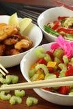 Alimento chinês Fotos de Stock Royalty Free