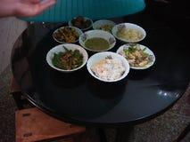 Alimento chinês Fotografia de Stock