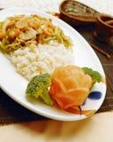 Alimento chinês imagem de stock royalty free