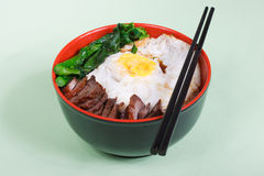 Alimento chinês delicioso Imagens de Stock