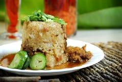 Alimento chinês e vietnamiano Fotos de Stock