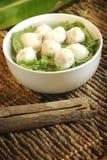 Alimento chinês e vietnamiano Fotografia de Stock Royalty Free