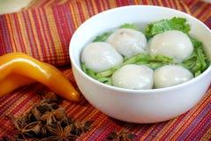 Alimento chinês e vietnamiano Imagens de Stock