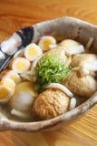 Alimento chinês, macarronete Foto de Stock Royalty Free