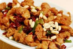 Alimento chinês ou vietnamiano Imagens de Stock