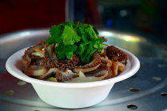 Alimento chinês típico Fotos de Stock