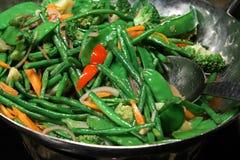 Alimento chino Foto de archivo libre de regalías