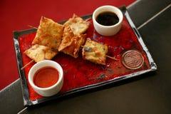 Alimento chino Fotografía de archivo