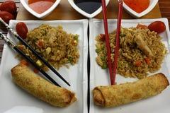 Alimento chino Fotografía de archivo libre de regalías