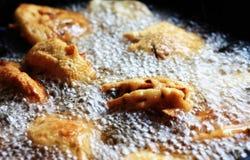 Alimento chino frito Fotos de archivo