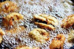 Alimento chino frito Imagen de archivo libre de regalías