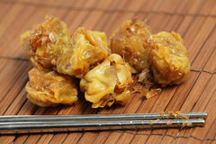 Alimento chinês Dimsum Fotografia de Stock