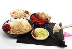 Alimento cinese Fotografia Stock